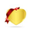 Premium gold badge tag banner 006 vector
