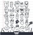 Doodle gang vector