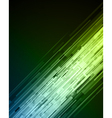 Abstract digital technology lines vector