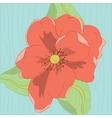 Flower oleander vector