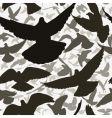 Pigeon tile vector
