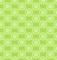 Seamless modern pattern with folk elements vector