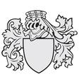 Aristocratic emblem no37 vector