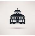 Church building a religious symbol icon vector