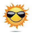 Sunny icon vector