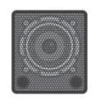Concert subwoofer speaker vector