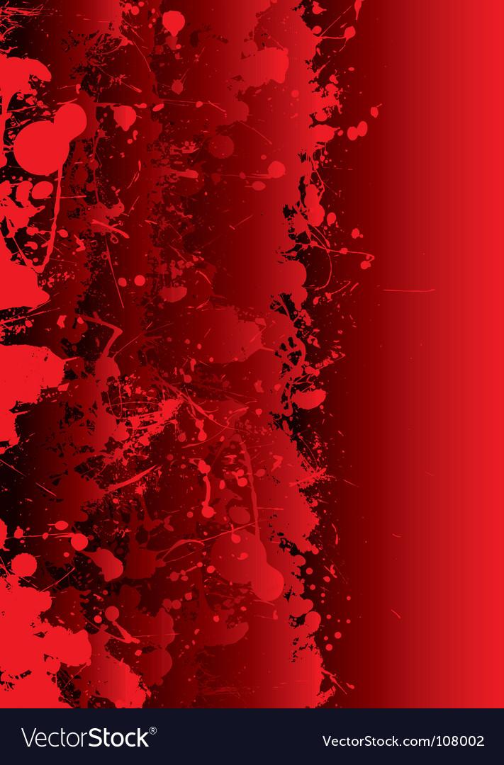 Blood splat vector   Price: 1 Credit (USD $1)