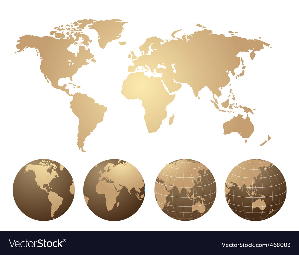 Geography vector | Price: 1 Credit (USD $1)