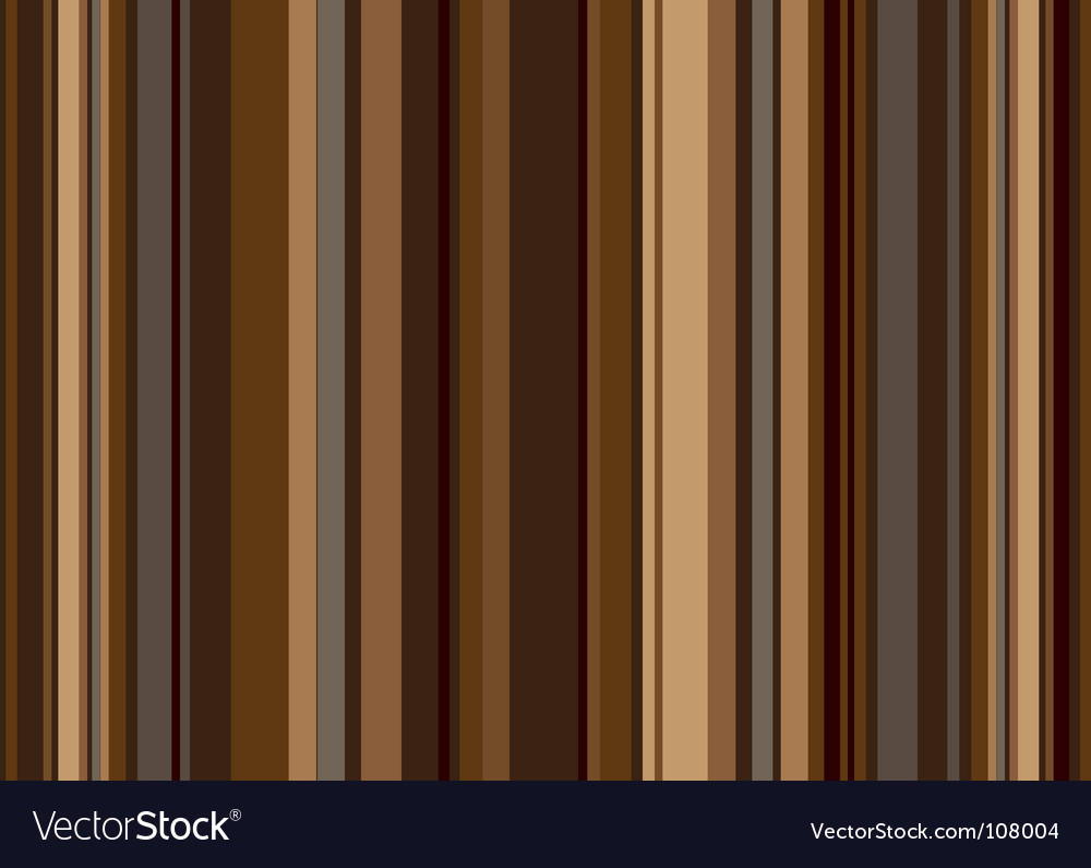 Coffee stripe retro vector | Price: 1 Credit (USD $1)