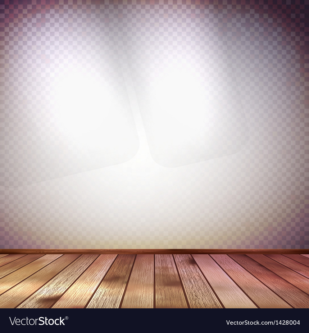 Wall with a spot illumination eps 10 vector | Price: 1 Credit (USD $1)