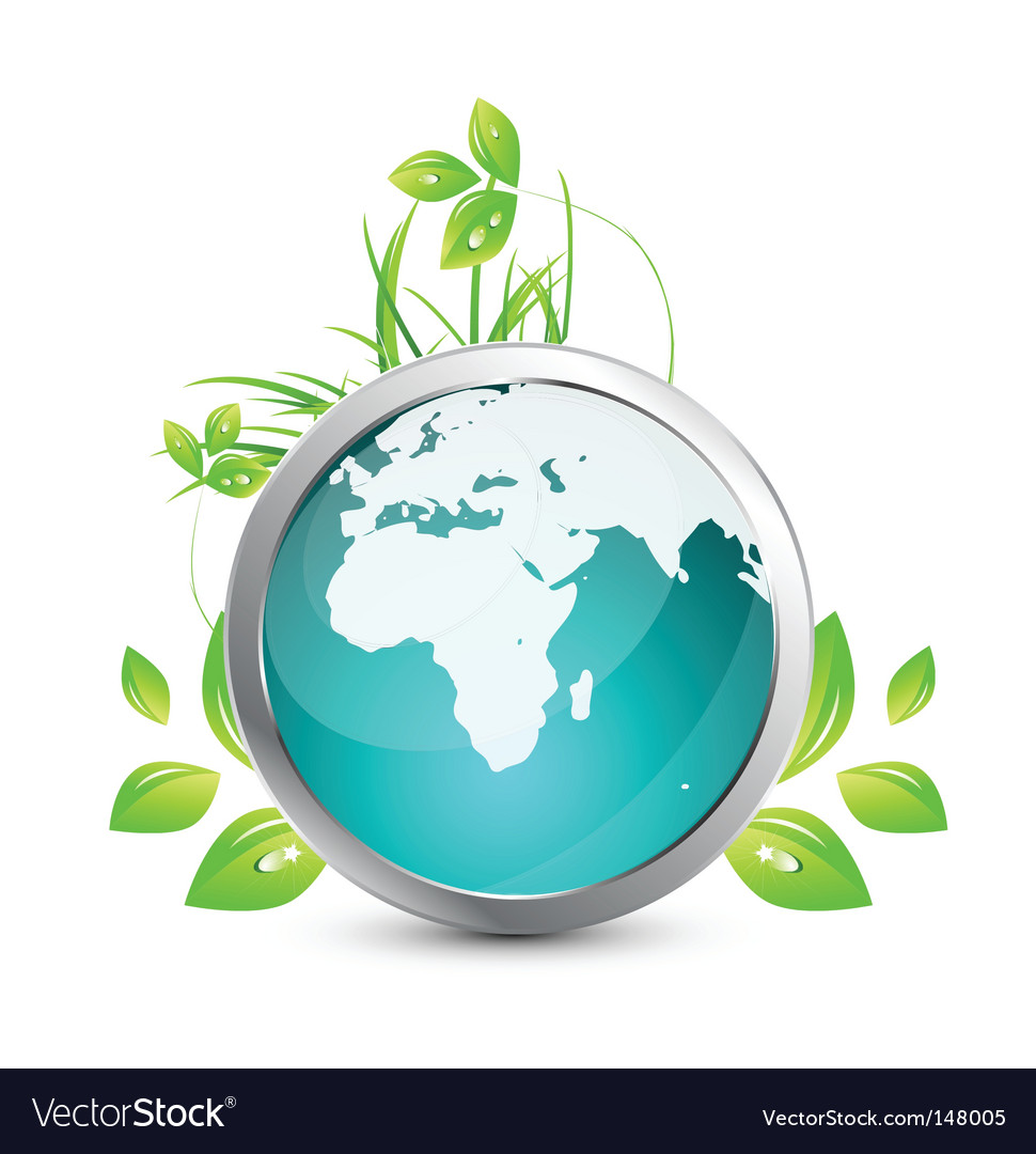 World nature vector | Price: 1 Credit (USD $1)