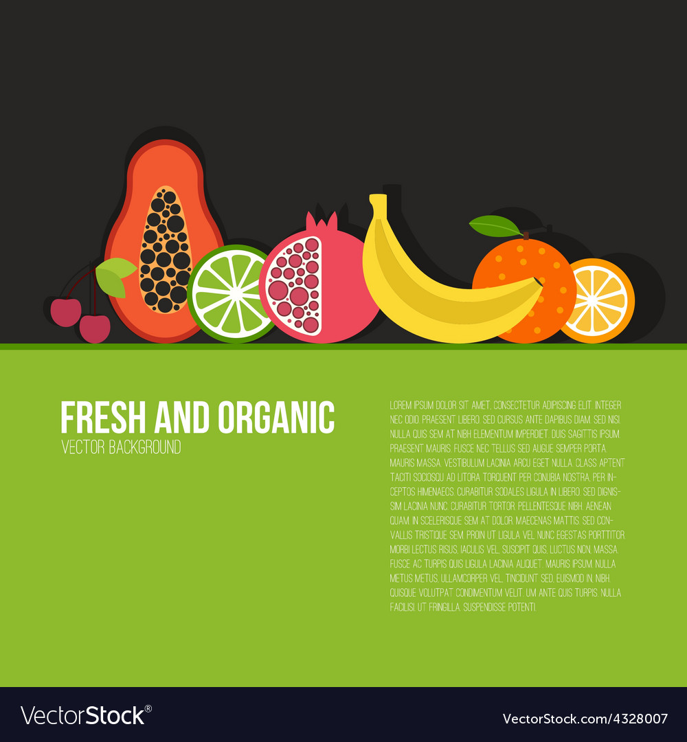 Healthy eating concept vector   Price: 1 Credit (USD $1)