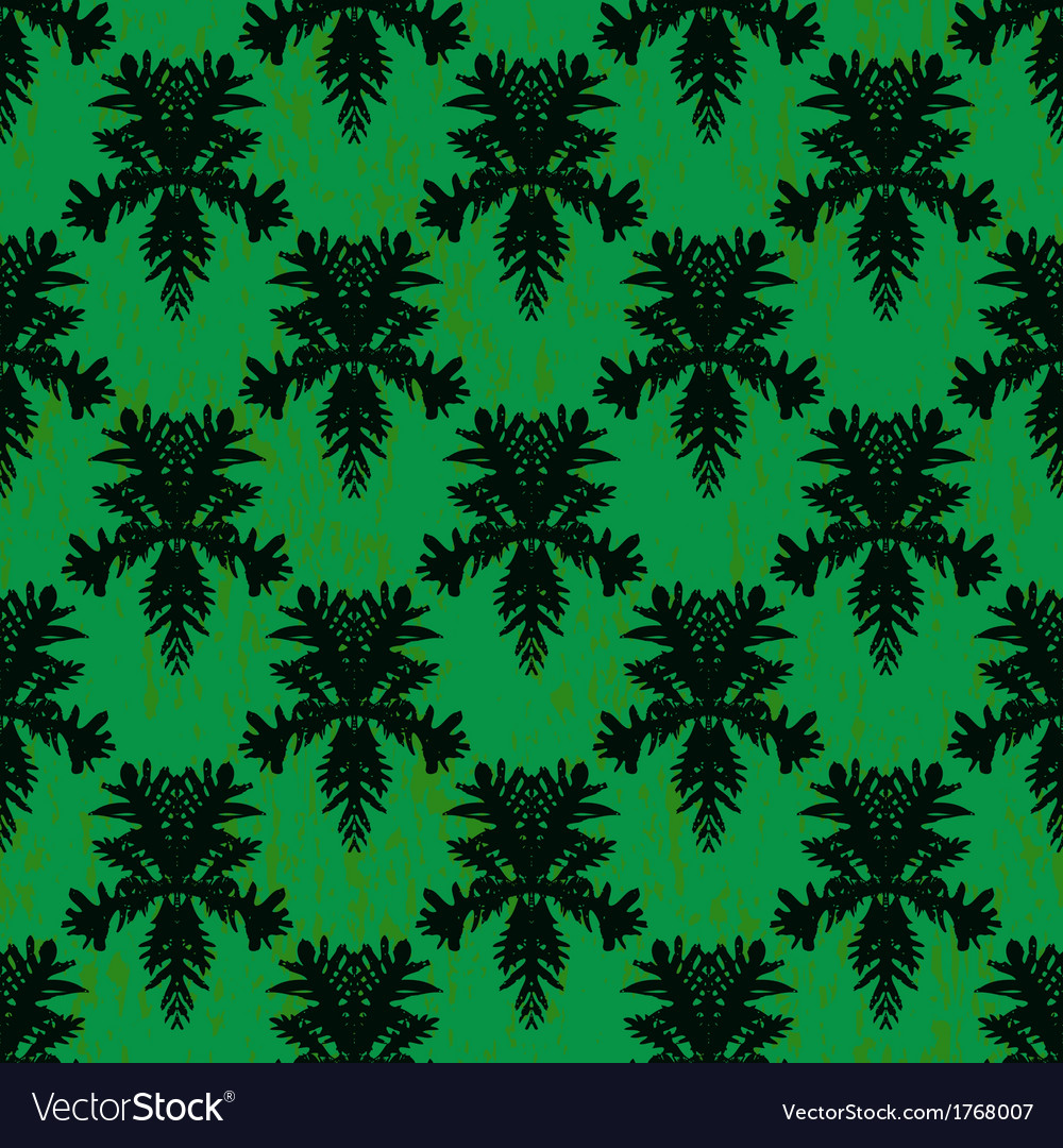 Simple elegant block printed pattern vector | Price: 1 Credit (USD $1)