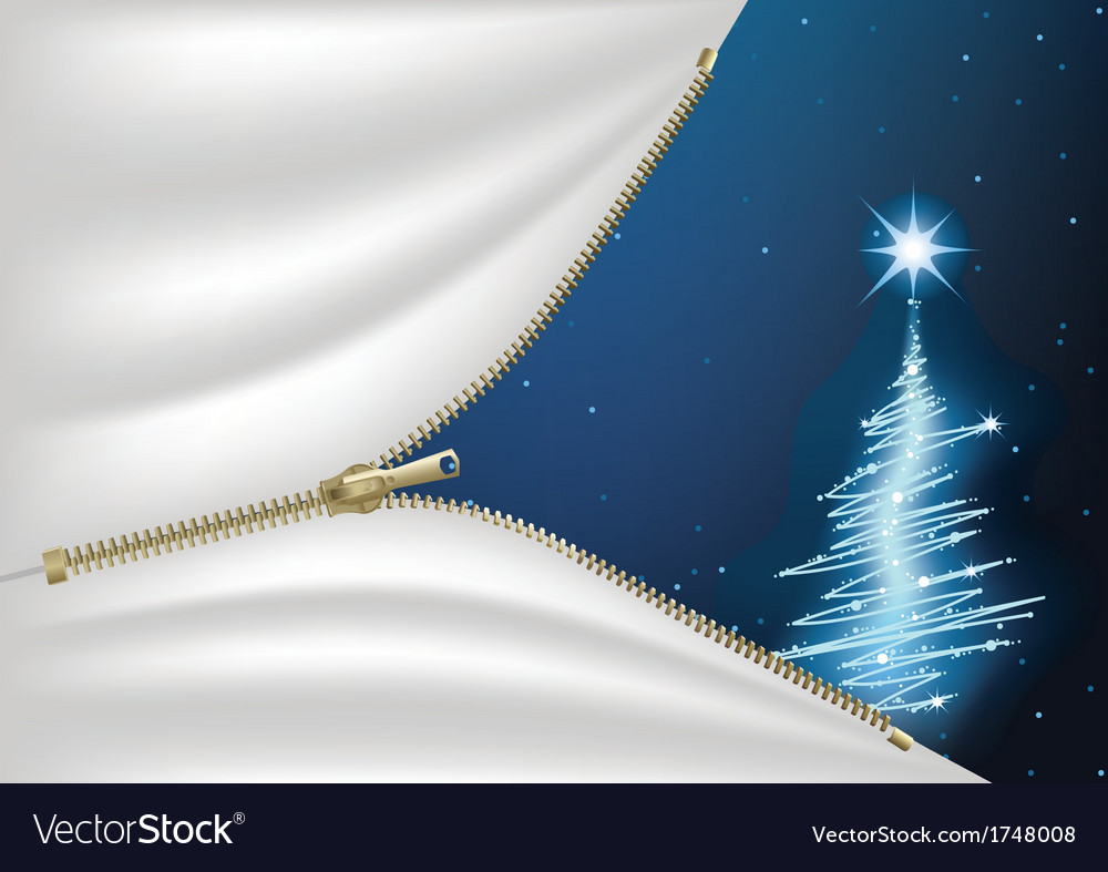 Blue christmas composition vector | Price: 1 Credit (USD $1)