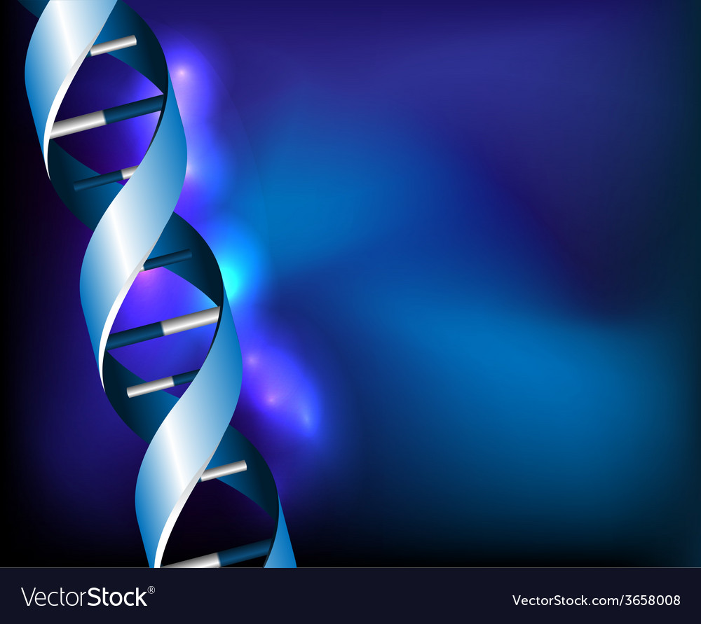 Dna backgound vector | Price: 1 Credit (USD $1)
