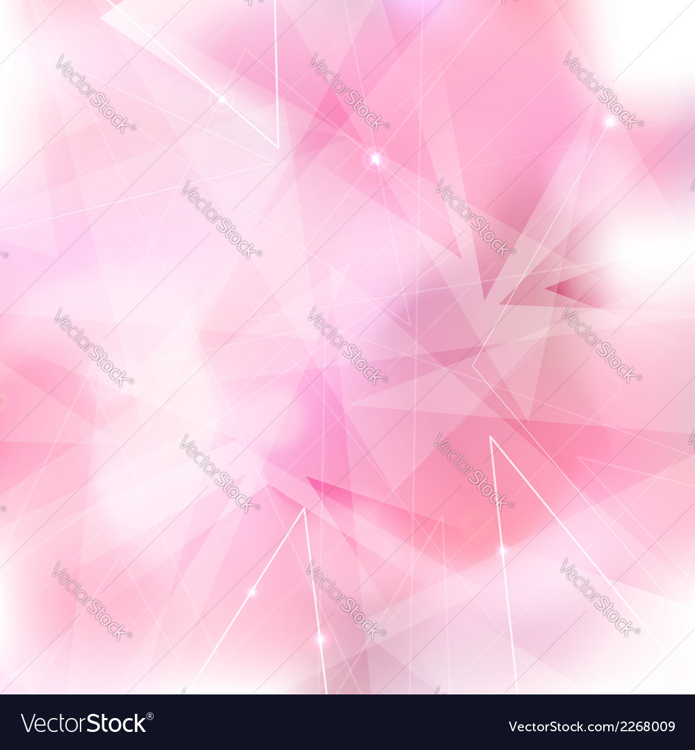 Bright abstract pink smooth background vector | Price: 1 Credit (USD $1)