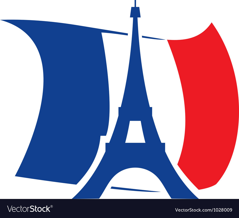 Eiffel tower design vector | Price: 1 Credit (USD $1)