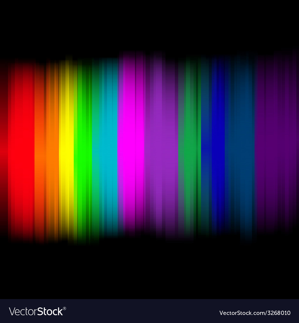 Abstract lights with colorful background vector | Price: 1 Credit (USD $1)