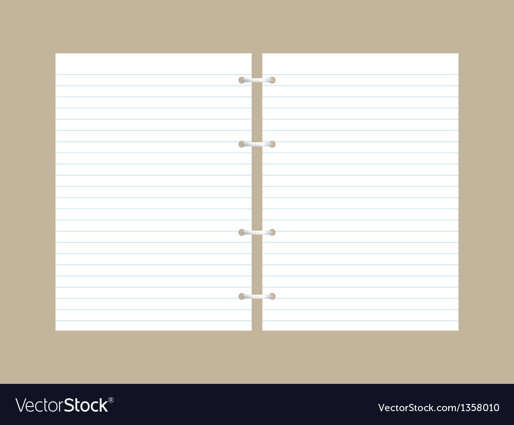 Blank papers vector | Price: 1 Credit (USD $1)