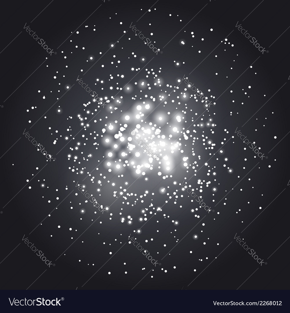 Transparent abstract constellation background vector | Price: 1 Credit (USD $1)