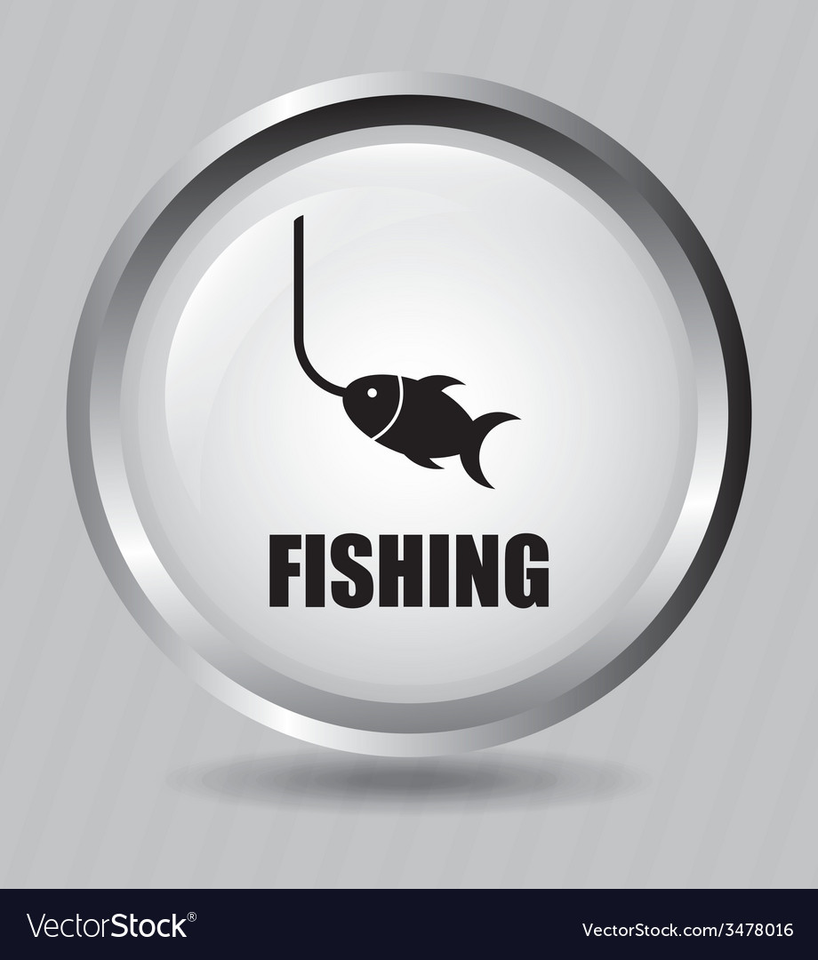 Fishing design vector | Price: 1 Credit (USD $1)