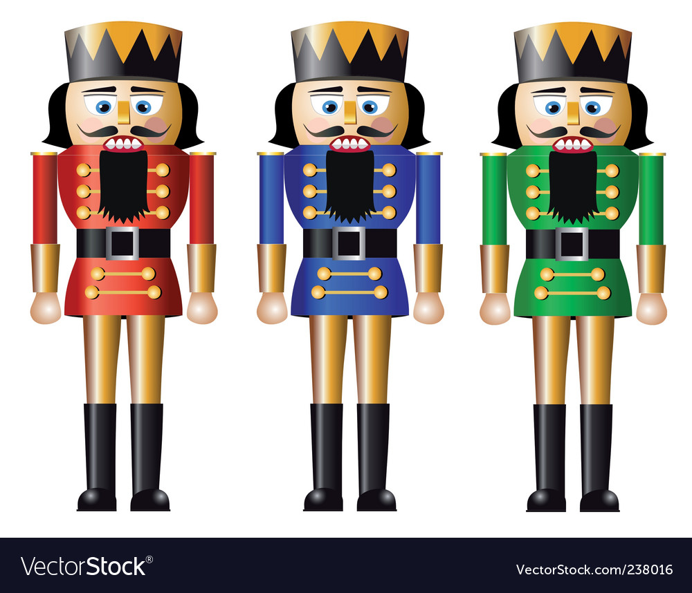 Nutcracker vector | Price: 1 Credit (USD $1)