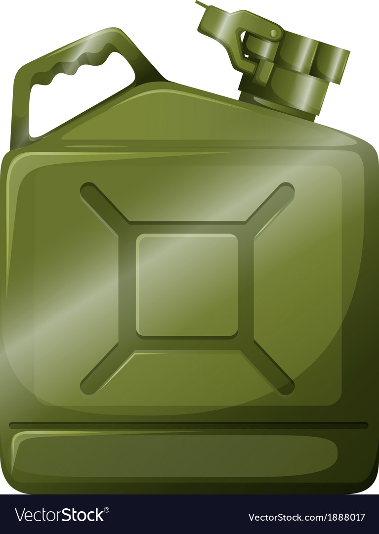 An oil container vector   Price: 1 Credit (USD $1)