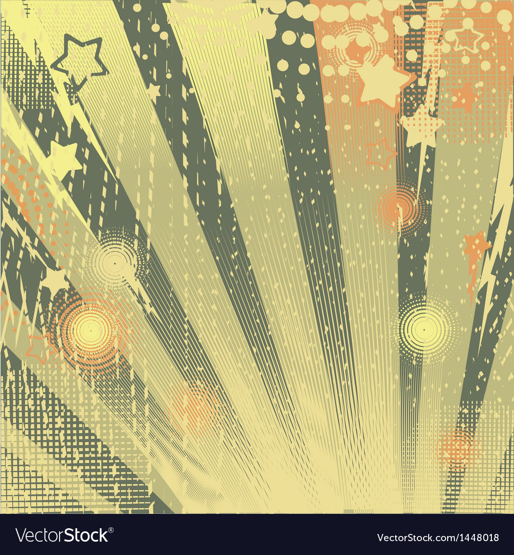 Abstract background vintage vector | Price: 1 Credit (USD $1)