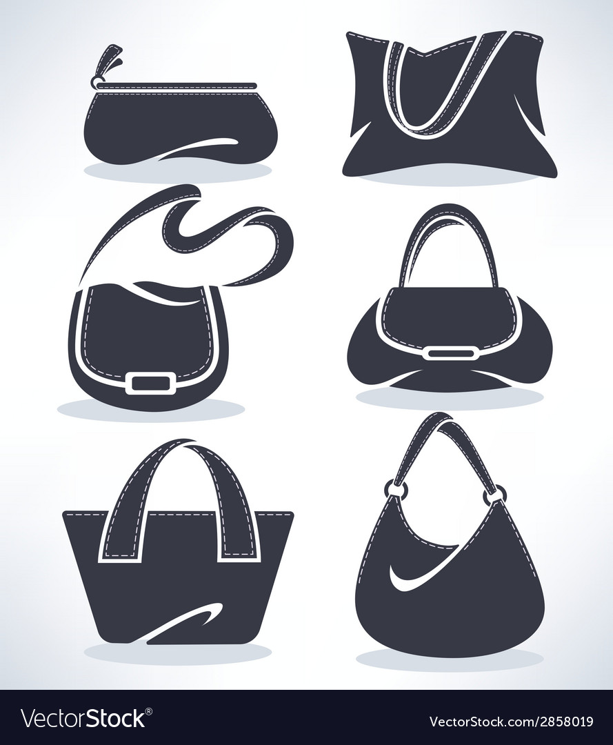 Bags collection vector   Price: 1 Credit (USD $1)