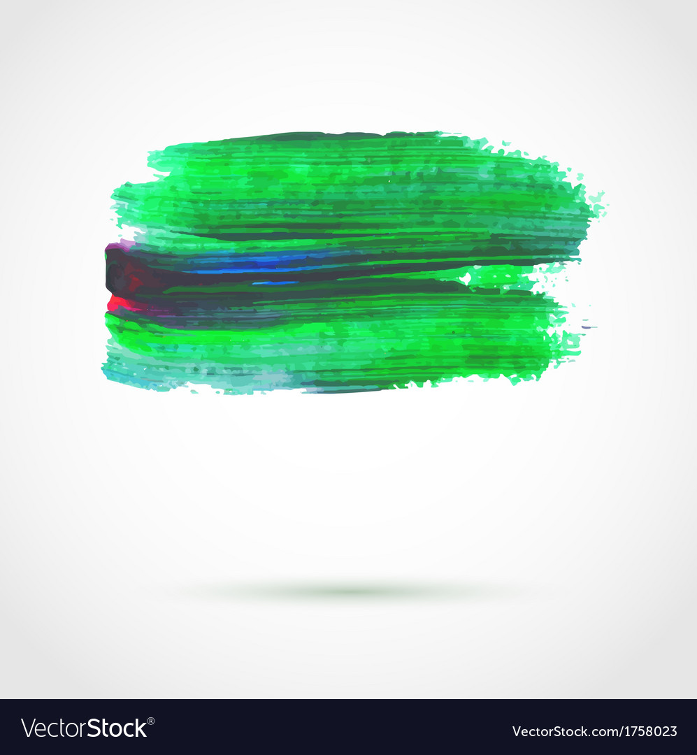 Abstract background with artistic colorful paint vector | Price: 1 Credit (USD $1)