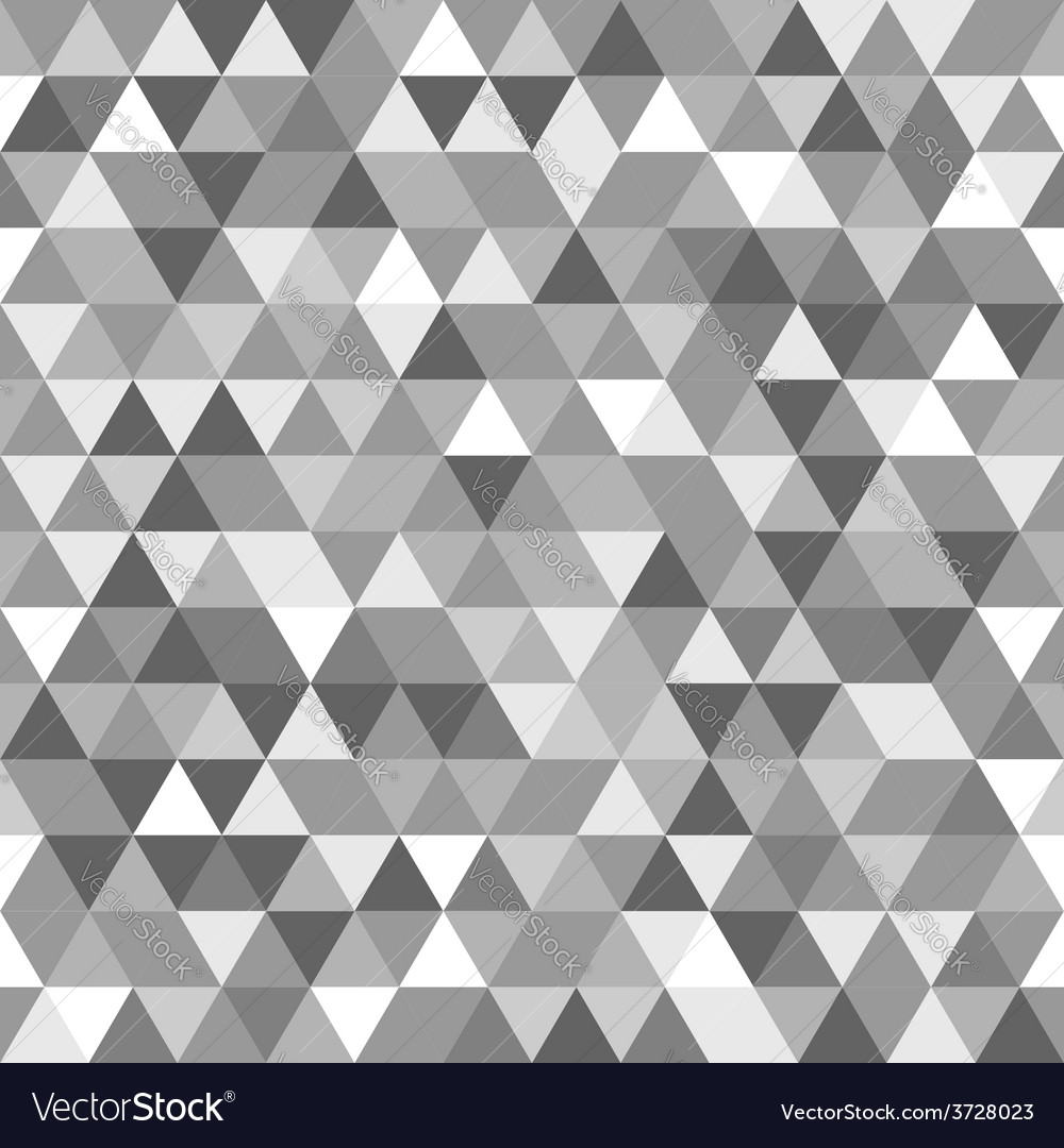 Geometric seamless abstract pattern with vector | Price: 1 Credit (USD $1)