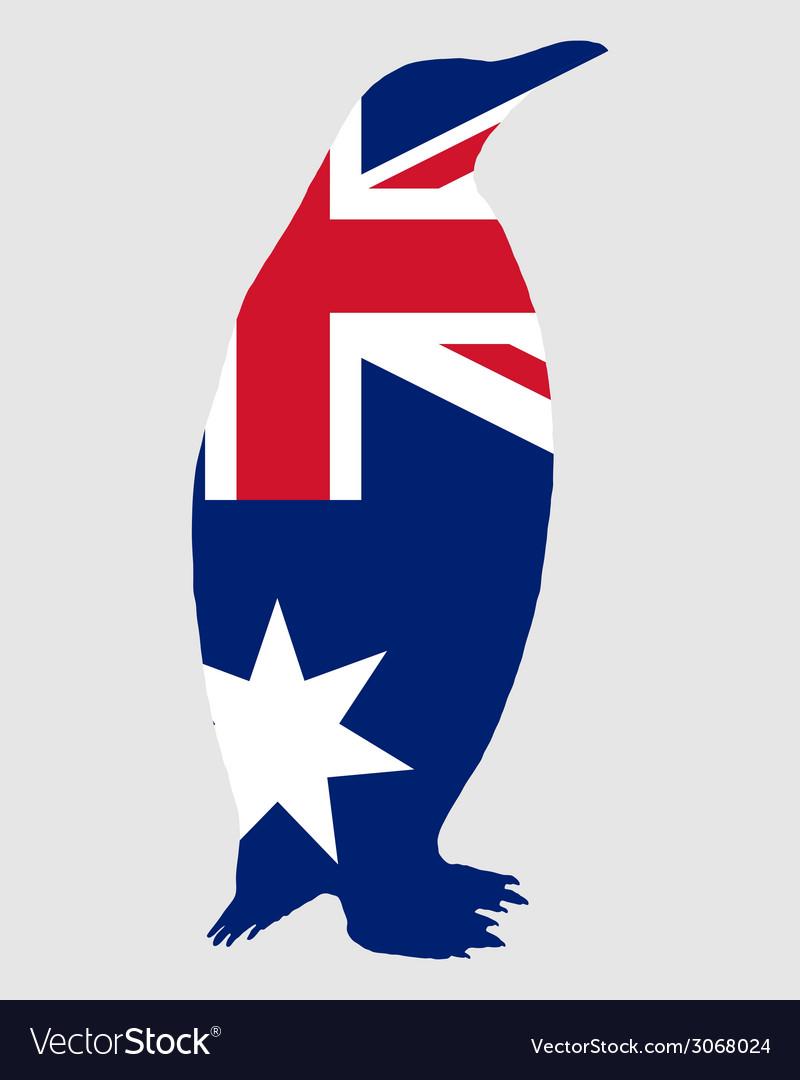 Penguin australia vector | Price: 1 Credit (USD $1)