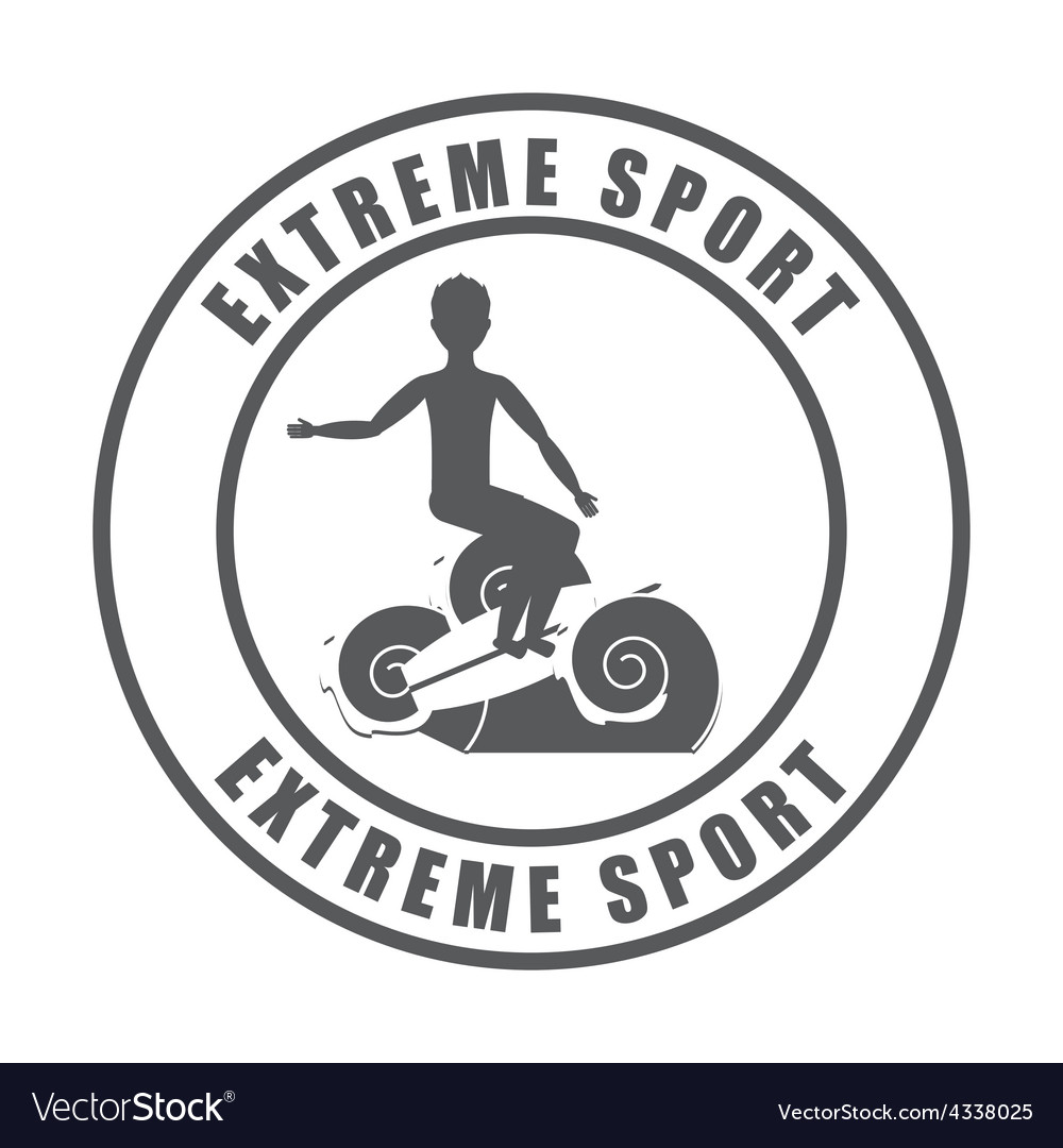 Extreme sport vector | Price: 1 Credit (USD $1)
