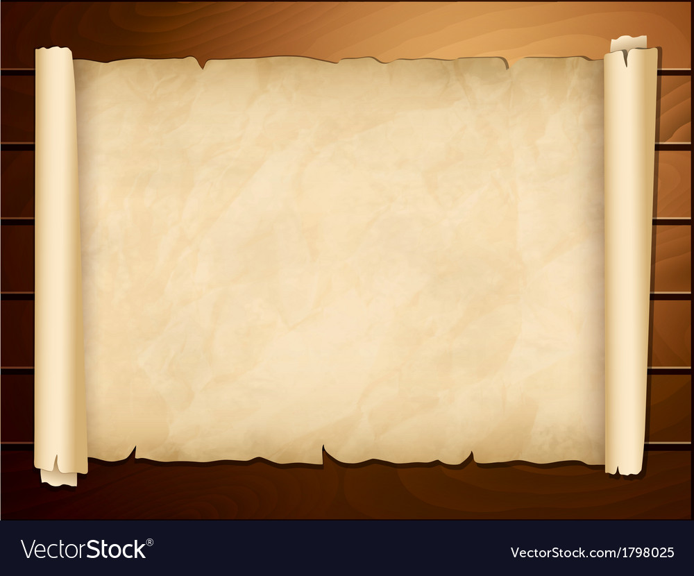 Old papyrus vector | Price: 1 Credit (USD $1)