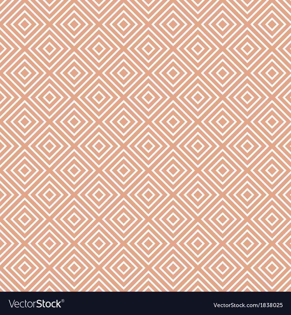 White geometric pattern on beige vector | Price: 1 Credit (USD $1)