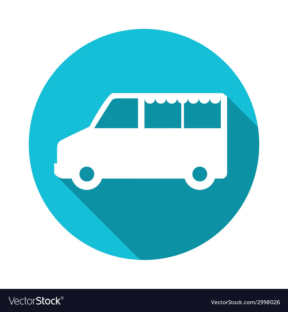 Van design vector | Price: 1 Credit (USD $1)