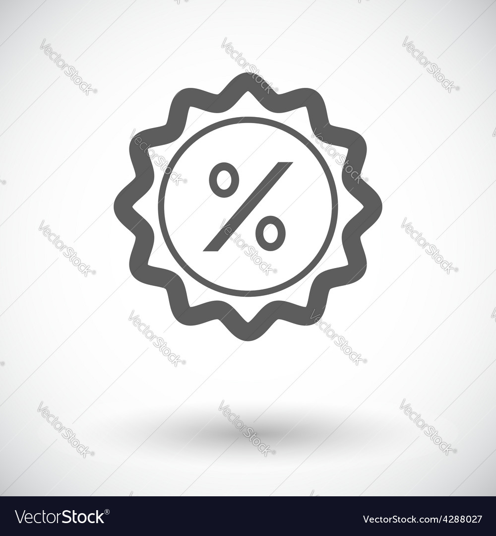 Percent label vector   Price: 1 Credit (USD $1)