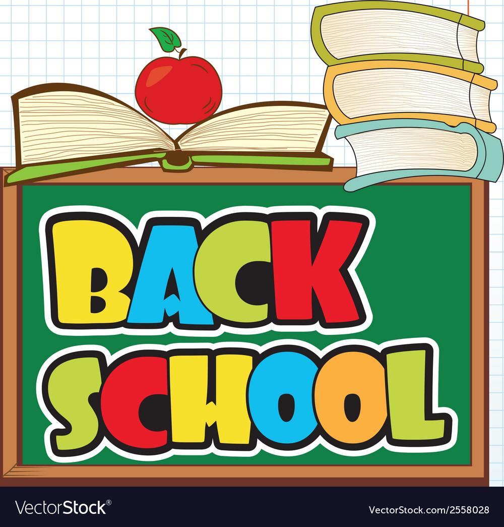 Back to school vector | Price: 1 Credit (USD $1)