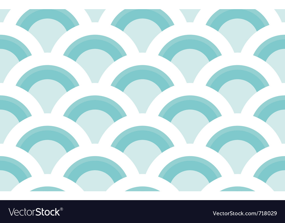 Abstract waves pattern vector | Price: 1 Credit (USD $1)