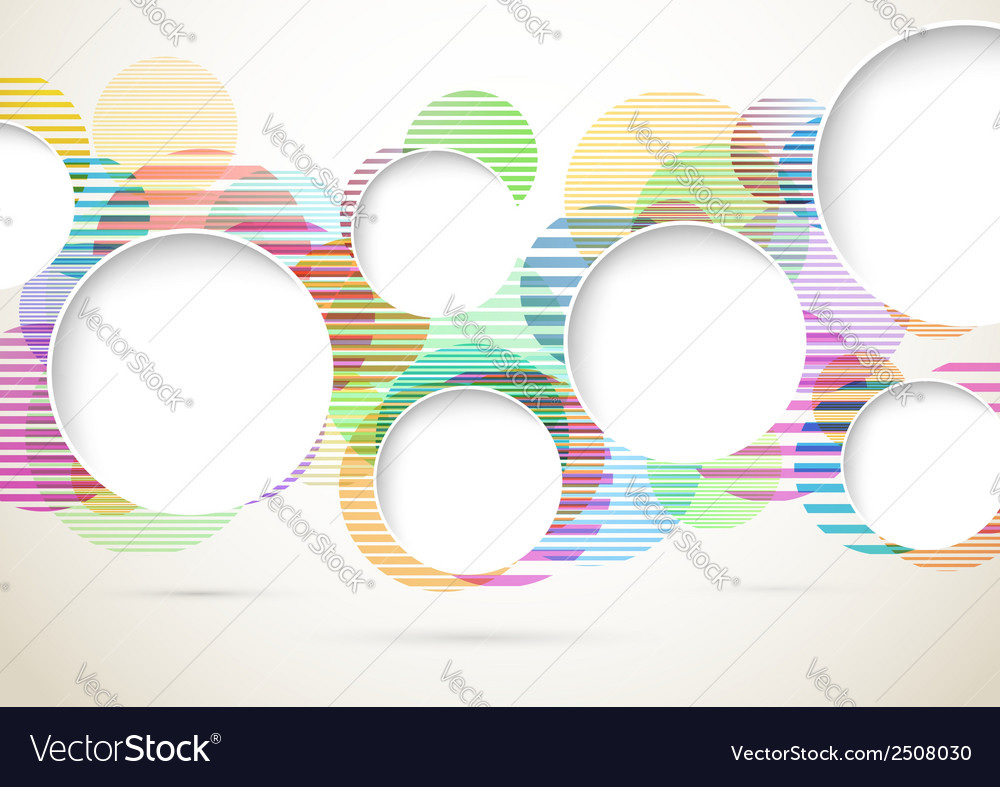 Modern advertising background template vector | Price: 1 Credit (USD $1)