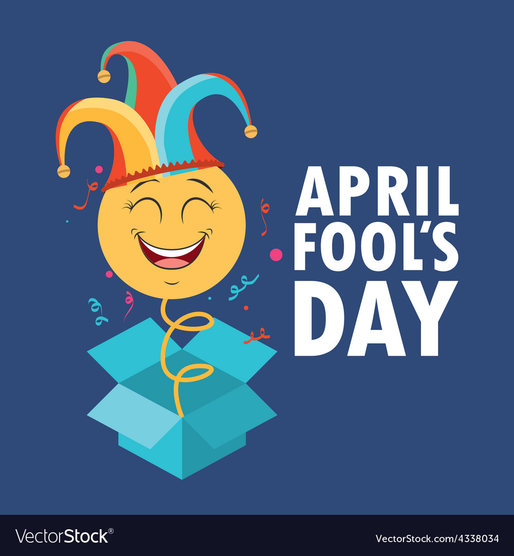Fools day vector | Price: 1 Credit (USD $1)