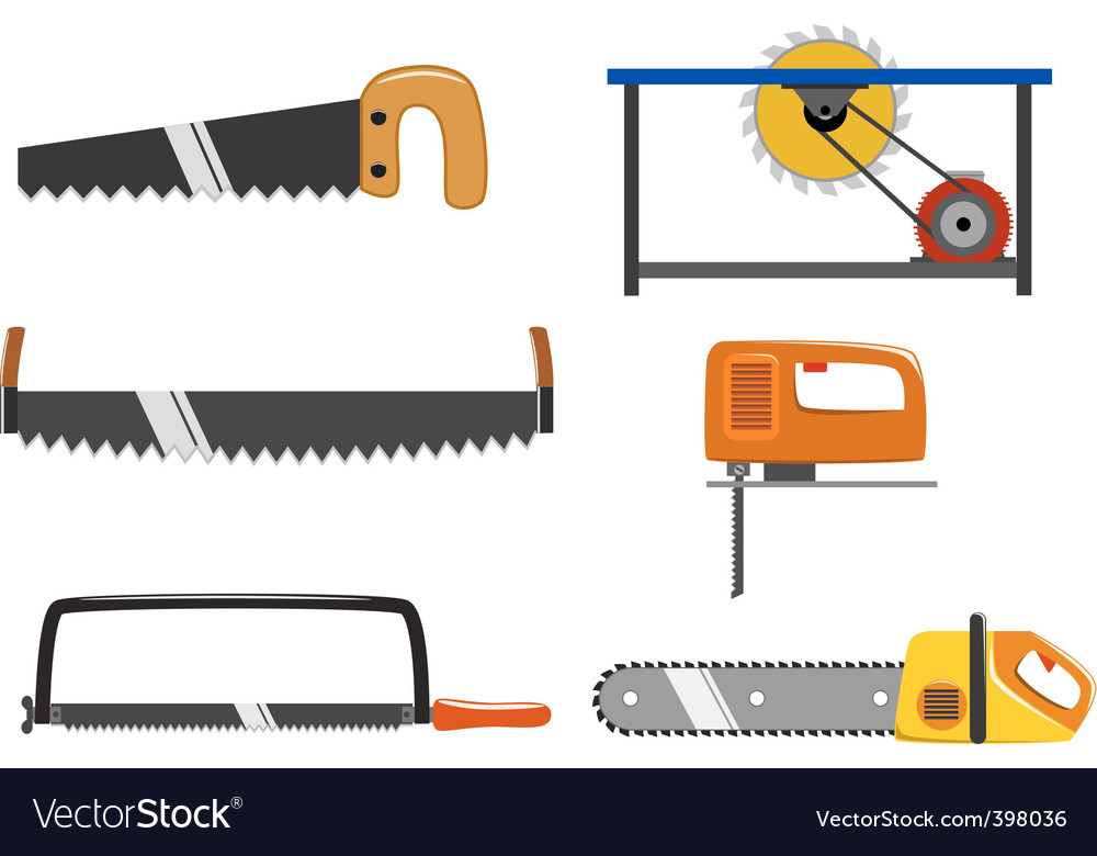 Builders tools vector | Price: 1 Credit (USD $1)