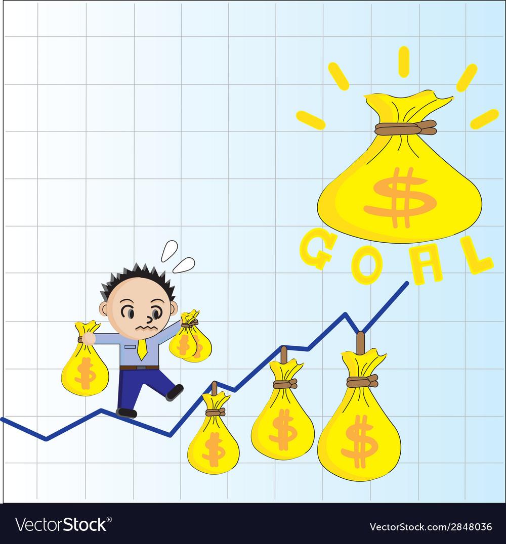 Many profit vector | Price: 1 Credit (USD $1)