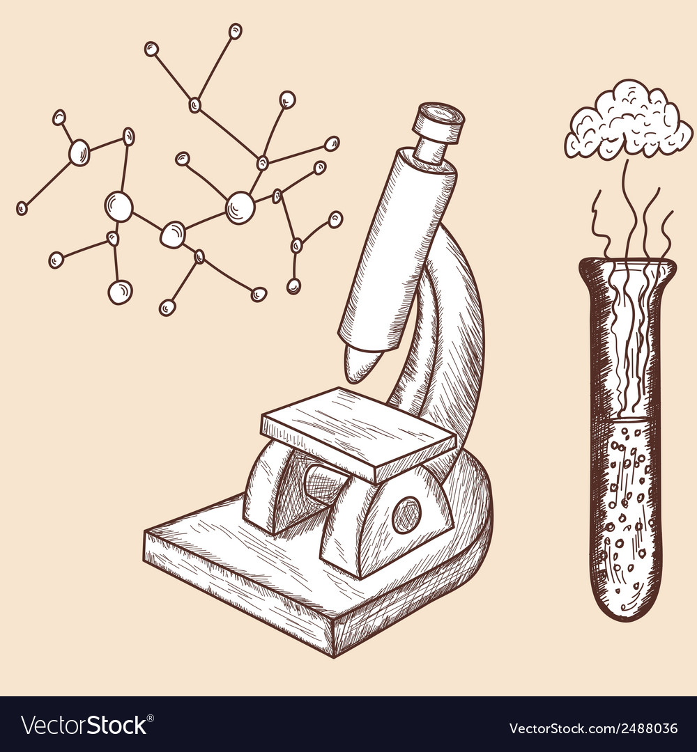 School props chemistry vector | Price: 1 Credit (USD $1)