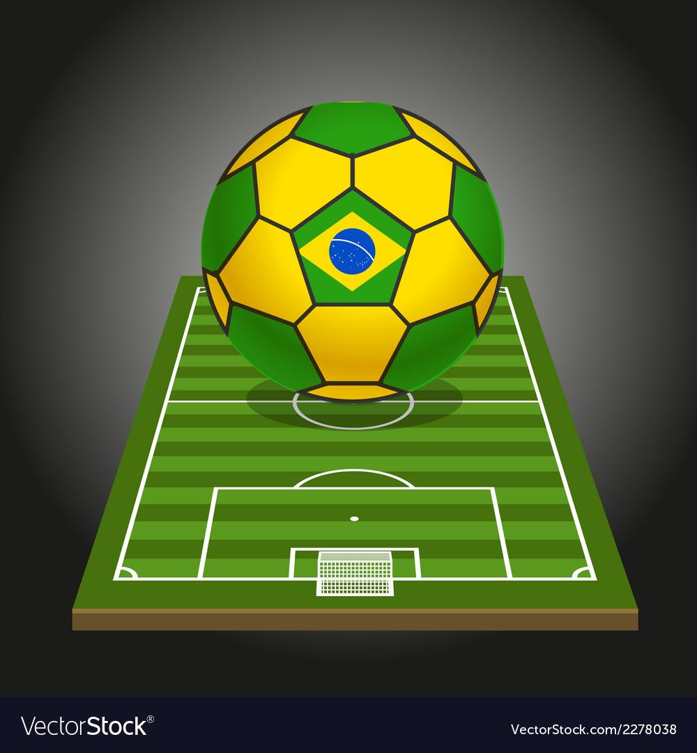 Brazil vector | Price: 1 Credit (USD $1)