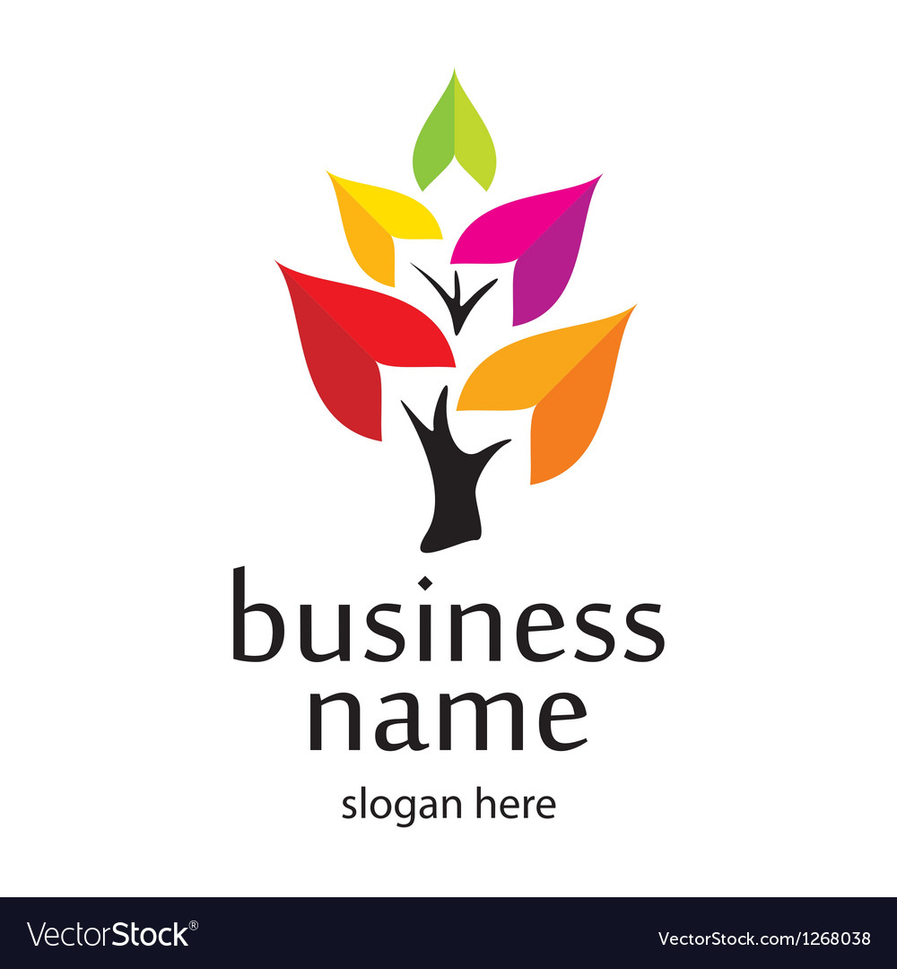 Logo and business environment vector | Price: 1 Credit (USD $1)
