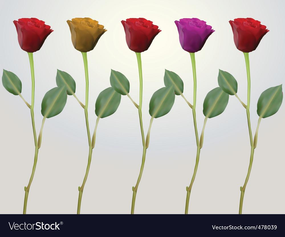 Flowers vector   Price: 3 Credit (USD $3)