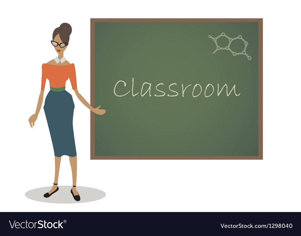 Classroom vector | Price: 3 Credit (USD $3)