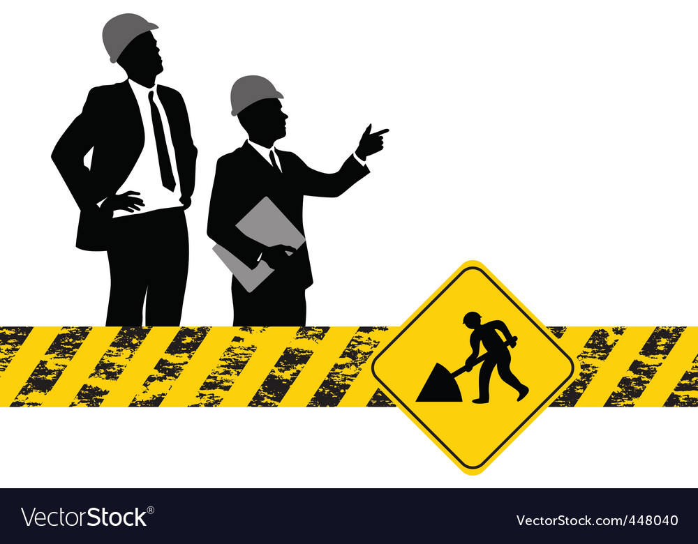 Construction silhouettes vector   Price: 1 Credit (USD $1)