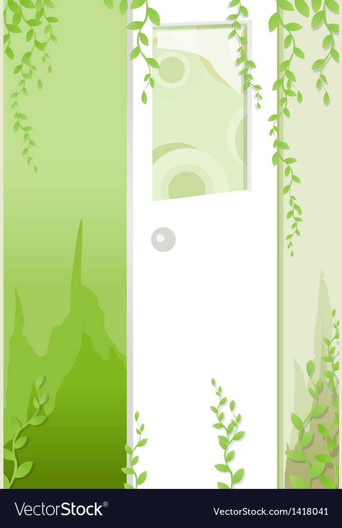 Doorway vector | Price: 1 Credit (USD $1)